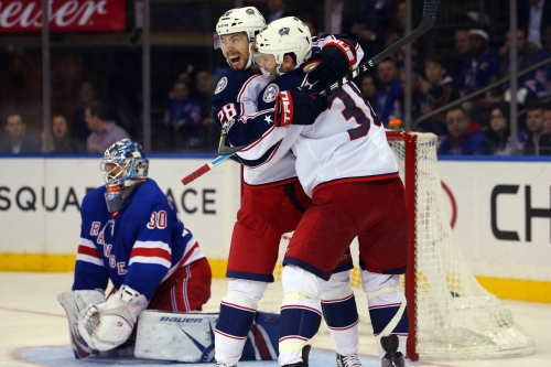Red-Hot Jackets Face Rangers