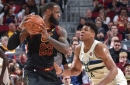 Colin Cowherd reacts to LeBron's Cavs defeating Giannis and the Milwaukee Bucks