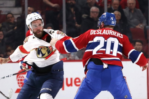 Florida adds to Montreal's offensive misery