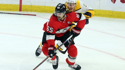 Senators' Erik Karlsson won't play against Panthers
