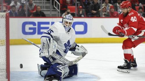 Dangle: Leafs fans should embrace Curtis McElhinney