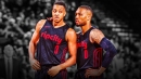 Damian Lillard thinks he and C.J. McCollum are 'as good as any backcourt'