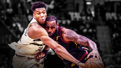 Giannis Antetokounmpo questions himself after LeBron James hangs 40 on him