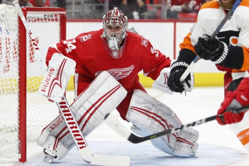 Red Wings vs. Flyers: Gameday Updates, Lineups, Keys to the Game