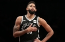 Crabbe closing in on Nets three-point record