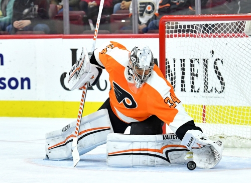 From Red Wings to Flyers: Petr Mrazek excited to 'live a new life'