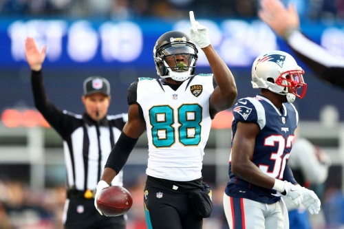 Will Allen Hurns interest Dallas given their pursuit of wide receivers this offseason?