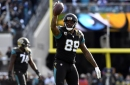 NFL free agency: Jaguars release veteran TE Marcedes Lewis—Next Detroit Lions target?