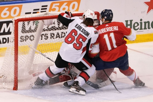 Game 72 Preview: Panthers @ Sens