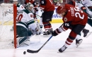 Devan Dubnyk, Wild send Coyotes to second straight loss