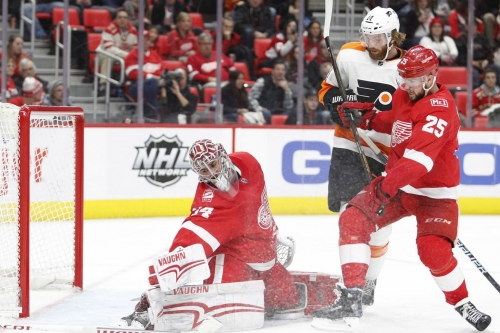 Flyers at Red Wings game thread