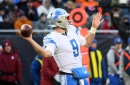 Lions notes: Only 1 QB threw the deep ball better than Stafford in 2017