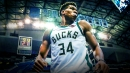 Bucks news: Giannis Antetokounmpo hopeful to get rematch with Cavs, LeBron James in the playoffs