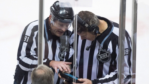GM Meetings, Day 2: goalie interference, offsides and taxes