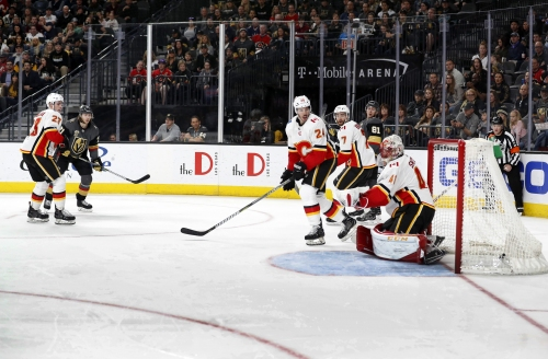 Flames GM 'disappointed' but not about to deliver last rites on playoffs