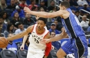 Magic go cold in 4th quarter, fall to Raptors in Aaron Gordon's return