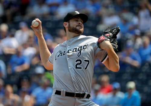 White Sox' Lucas Giolito hoping for 'awesome' Opening Day opportunity in 2019