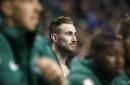 Paul George warned Boston Celtics star Gordon Hayward he would suffer setbacks: 'It's all part of the process'