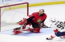 Panthers beat Senators as Karlsson sits after son's death