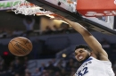 Towns, Wiggins lead Timberwolves past Clippers 123-109