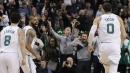 Celtics Break Down Marcus Morris' Game-Winning Shot On Crazy Final Play
