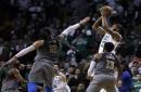 NBA roundup: Celtics end Thunder's win streak on Morris' 3-pointer