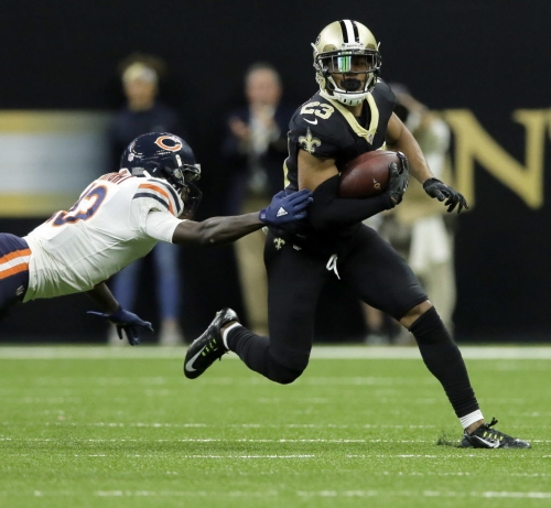Saints adding plenty of speed to defense the past two offseasons