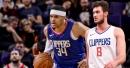Tobias Harris has played more Clippers games than Danilo Gallinari