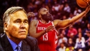 Mike D'Antoni calls James Harden 'the best offensive player' he's ever seen