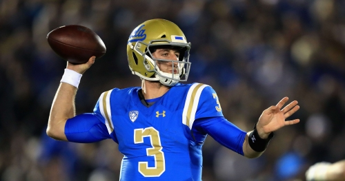 Browns, Giants conduct private workouts with UCLA QB Josh Rosen