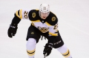 Projected Lines: Bruins at Blues