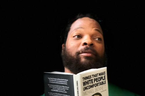 Michael Bennett's book tour will be in Seattle April 9