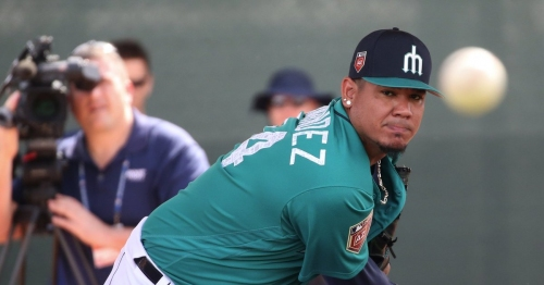 Mariners manager Scott Servais says Felix Hernandez will get 'every opportunity' to start Opening Day