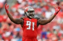 Report: Atlanta Falcons are interested in signing defensive end Robert Ayers