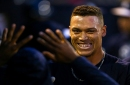 Aaron Judge hits two HRs, hitting his stride as Yankees opener nears