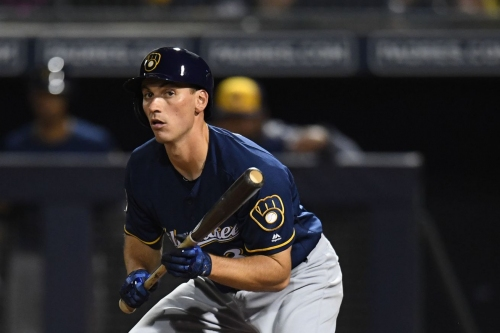 Brewers split day following 7-4 loss to Mariners