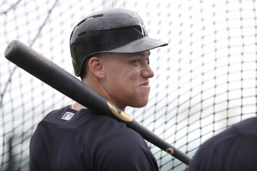 NYY News: Judge not, if you're not ready for judgement. Woah O O!