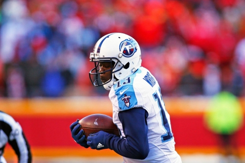 Free agent WR Kendall Wright visiting Kansas City Chiefs