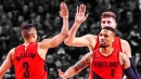 Newfound Blazers offense a result of adapting to 3-point artillery