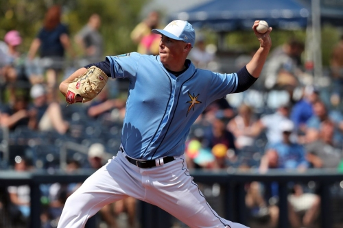 Rays Top 50 Prospects: No.16, Ryan Yarbrough