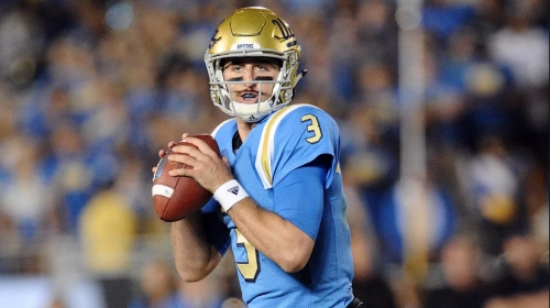 Jets working out QB Josh Rosen on Thursday