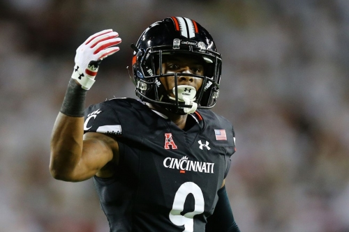 Bengals held formal interview with CB Linden Stephens at Cincinnati pro day