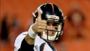 Dolphins hosting free-agent QB Brock Osweiler