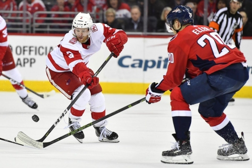 Game Day Updates: Capitals at Red Wings