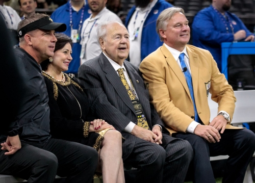 'An owner who understood': Saints legend Morten Andersen on why Tom Benson was great for team