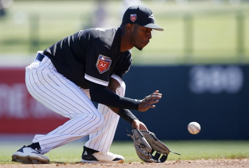 No complaints from White Sox' Tim Anderson
