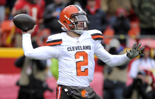 Lions were one of 13 teams to check out Johnny Manziel's comeback pro day
