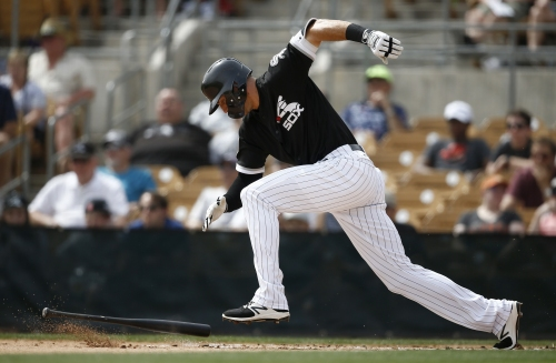 OF Ryan Cordell among four White Sox roster moves