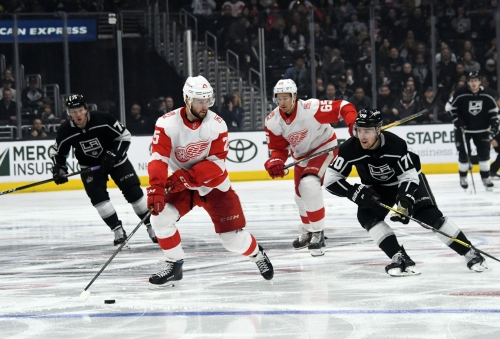 Red Wings' Mike Green to undergo neck surgery, out rest of season
