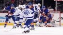 Miller, Point help Lightning hold off Islanders